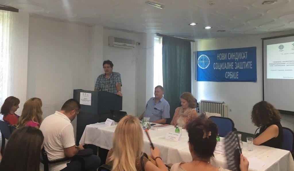 Заштитник грађана на конференцији о стандардима рада установа социјалне заштите