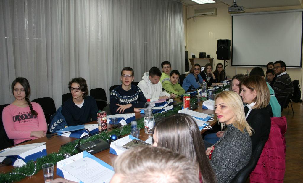 Одржан редован састанак Панела младих саветника Заштитника грађана