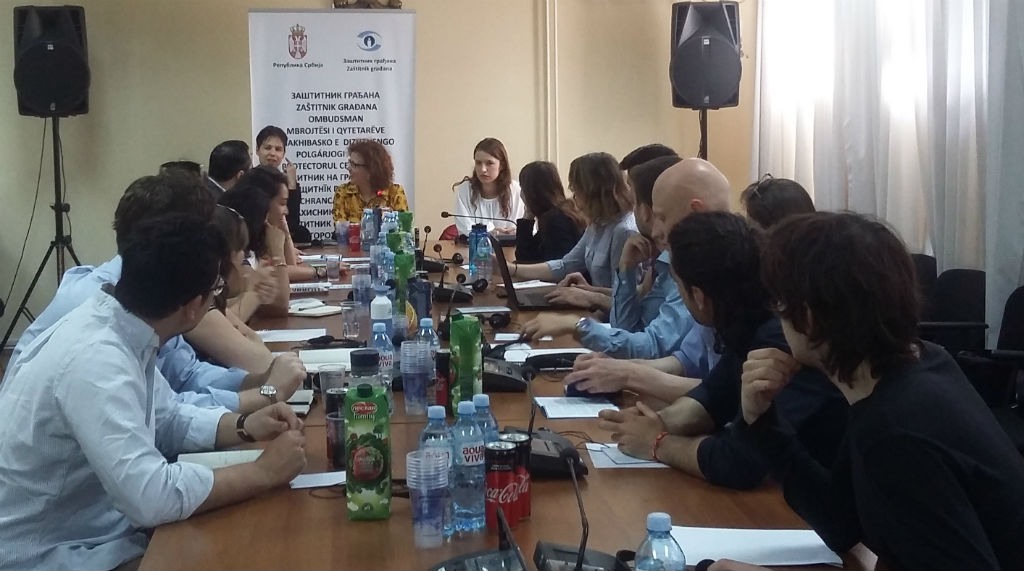 Студенти европских универзитета у посети Заштитнику грађана