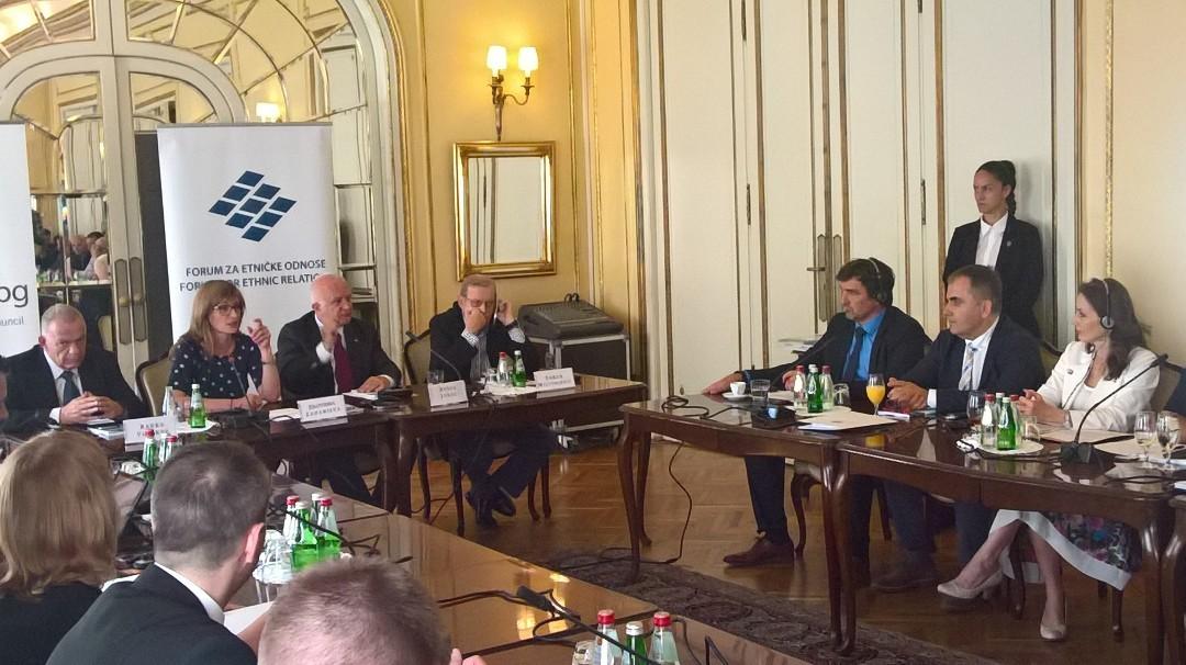 Заштитник грађана учествовао на округлом столу Форума за етичке односе